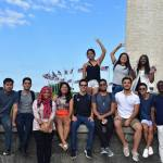 CCI NOVA 17-18 at Washington Monument