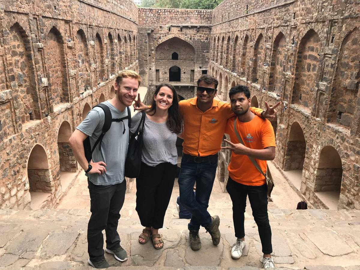 Entrepreneurial CCI Alumnus Creates Local Business and Learning Opportunities in Delhi