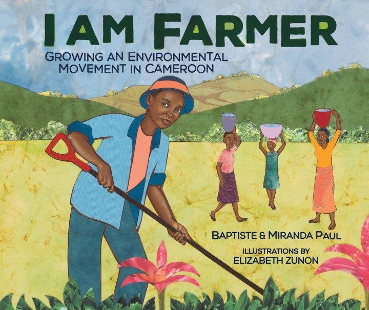 I Am Farmer cover art