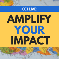 CCI LIVE: Amplify Your Impact