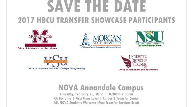 HBCU Transfer Showcase