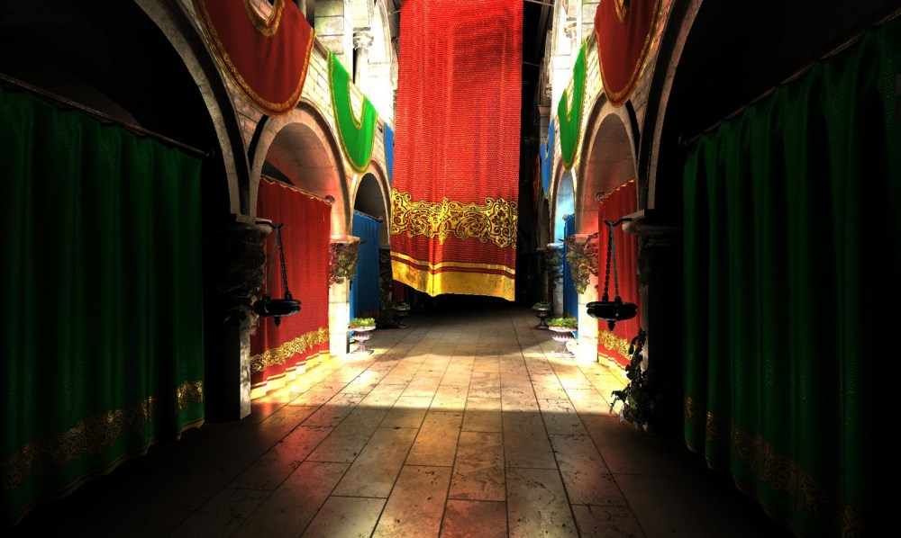 Realtime Global Illumination techniques collection
