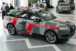 GTC 2017 auto Audi
