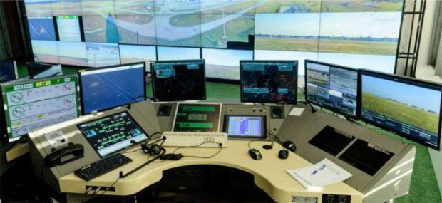 Searidge control workstation
