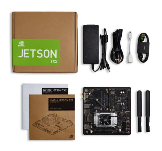 Jetson TX2 Development Kit