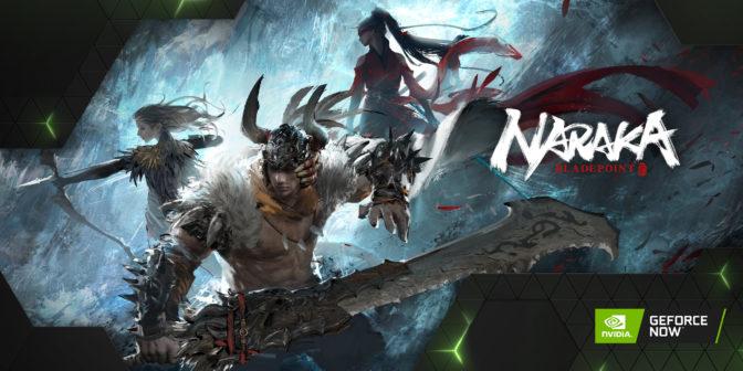 NARAKA: BLADEPOINT on GeForce NOW