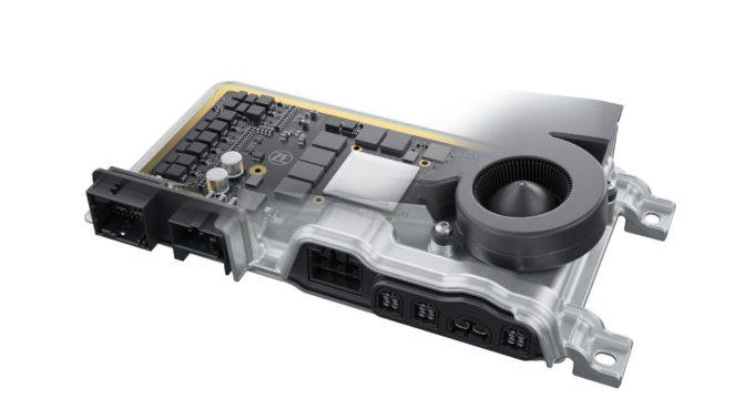 ZF ProAI automotive supercomputer