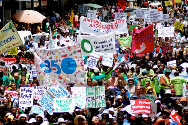 Global Day of Action, Durban