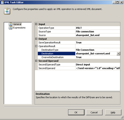 Exporting Data from SharePoint 2007 Lists to SQL Server via
