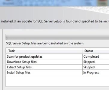 Install SQL Server 2012 Management Studio Express in Windows