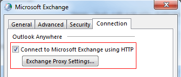 Manually Configuring Outlook for Office 365 (Exchange 2013