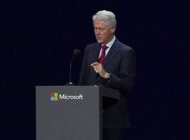 SharePoint 2014: President Clinton Keynote