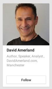 David Amerland on the Google+ SUL