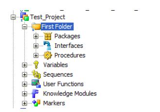 Creating an Oracle Data Integrator (ODI) Interface