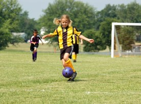 A Career Lesson from First Grade Soccer
