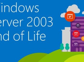 Windows Server 2003 End of Life - Migration Tools and Methodology