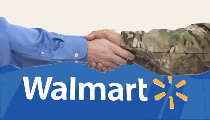 Walmart Employs Many Veterans