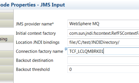 JMS Publish Subscribe Using Message Selectors in MQ