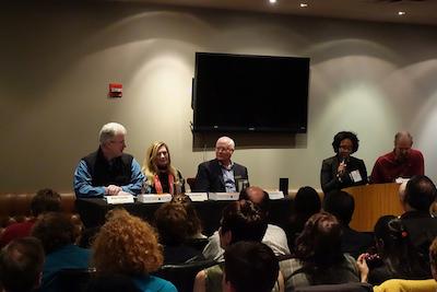 Future of Digital Marketing Event Panel