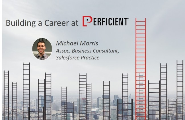 Growing your career at Perficient
