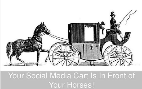 Why most social media marketing fails