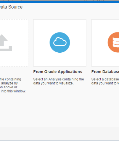 Every OBIEE user can evaluate Oracle Data Visualization for