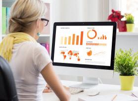 Visualization for your data platform using BI software like MicroStrategy, Tableau, Power BI, etc.