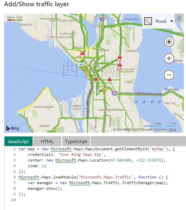 How to use the Bing Maps in your application - Perficient Blogs