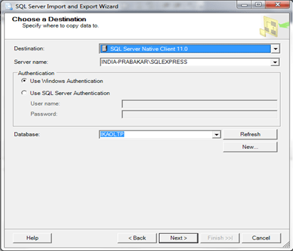 How to Import Data from Excel in Microsoft SQL SERVER