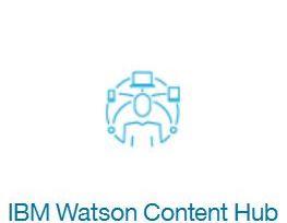 IBM Watson Content Hub