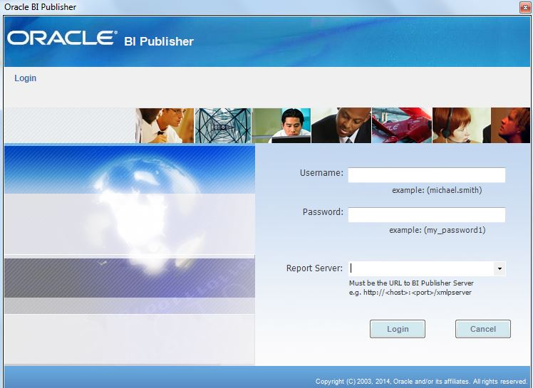 creating oracle bi publisher report using template builder