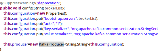 How to Produce and Customize a Kafka Message