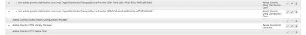 Adobe Granite HTML Library Manager