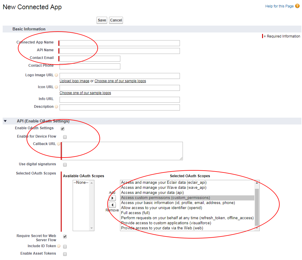 How to Create a Salesforce Portlet in Liferay by Using REST