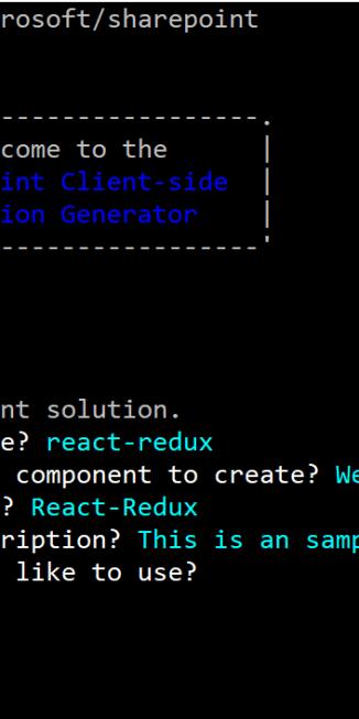 Using React and Redux in SharePoint Framework (SPFx) - Perficient Blogs