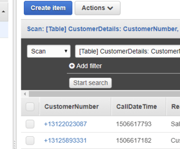 3 steps on creating Premium caller contact flow with Amazon