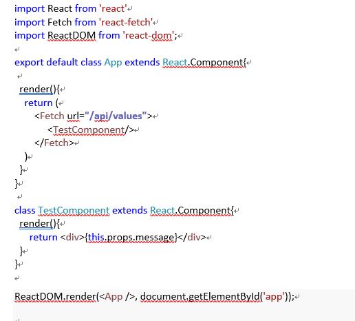 APS NET Core Web Application with React-Redux - Perficient Blogs