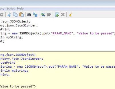 Invoke Business Rule Using EPBCS REST API in Groovy
