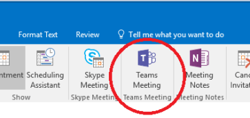 Where is My Teams Meeting Add-in for Outlook? - Perficient Blogs