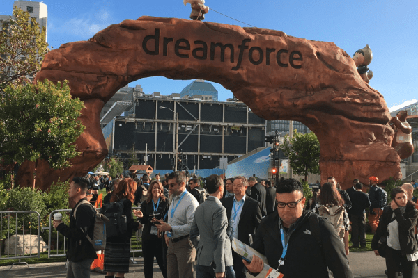 See you at Dreamforce! #DF18