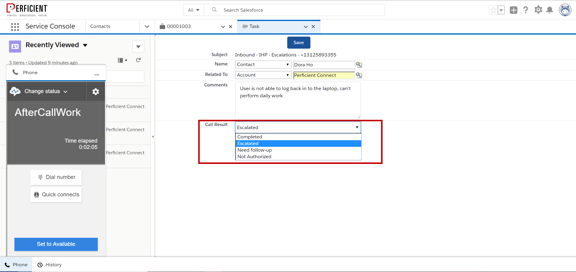 5 Tips for Amazon Connect Salesforce integration: CTI v2