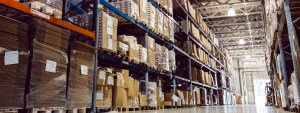 Warehouse size and organization of goods are key