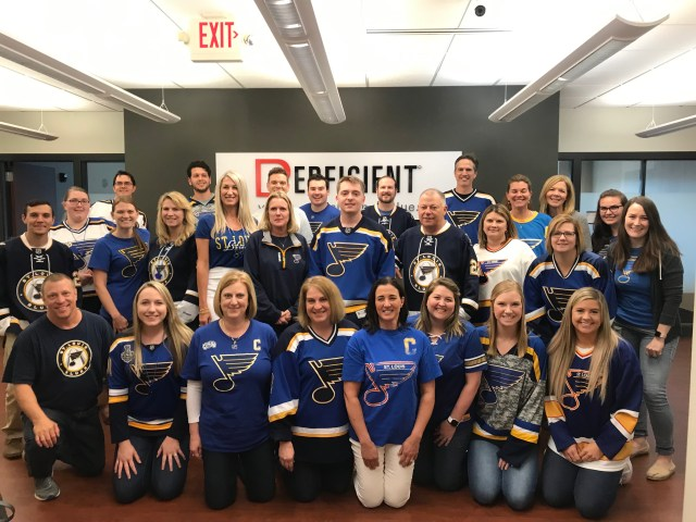 st louis blues partner with perficient