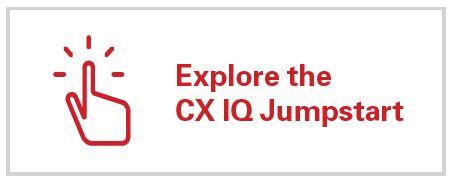CX IQ Jumpstart