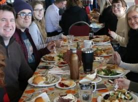 Perficient Team Thanksgiving Celebration Lunch