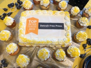 Perficient Detroit Top Workplaces 2019
