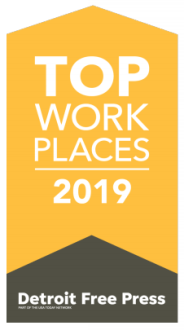 Top Workplace Detroit 2019