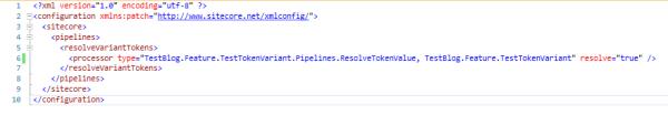 resolveVariantTokens pipeline