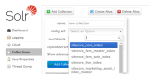 Add Solr Collection