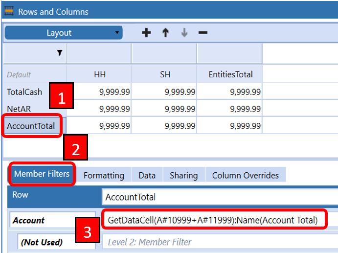 Build Entity Account3